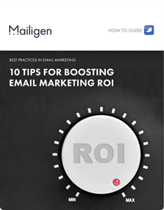 10 Tips for Boosting Email Marketing ROI
